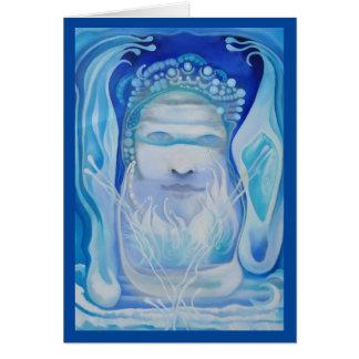 Water Spirit Art Card