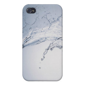 Water Splash Cover For iPhone 4