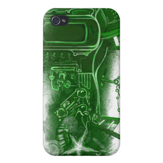 Water Splash Case For iPhone 4