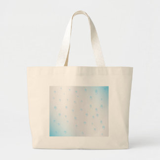Water Spots On Glass Large Tote Bag