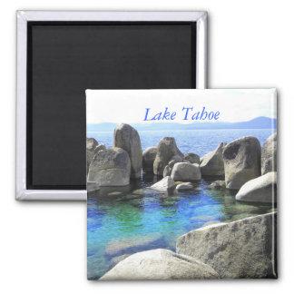 Water Stonehenge ~ Lake Tahoe Magnet
