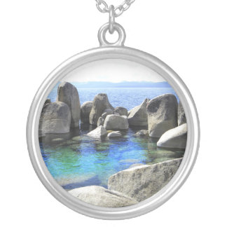 Water Stonehenge Lake Tahoe Necklace