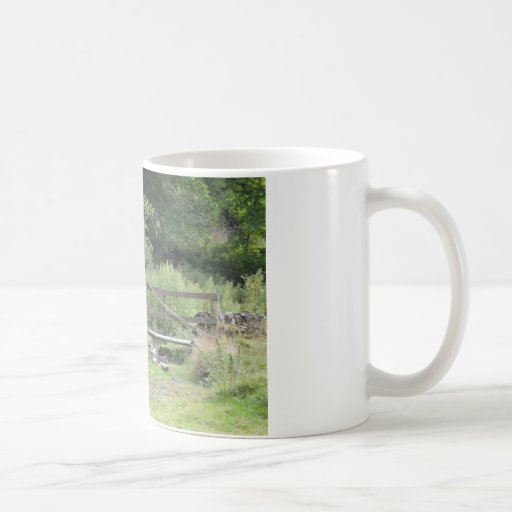 Water Stream Coffee Mugs