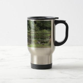 Water Stream Travel Mug