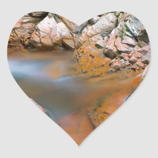 Water Strong Rocky River Flow Stickers