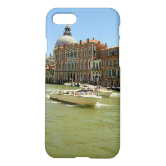 Water Taxis Grand Canal iPhone Case