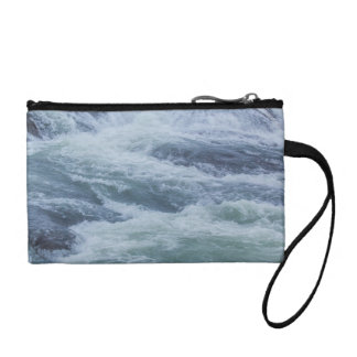 Water Textures Coin Purse