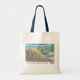 Water: The Drop of Life Tote Bag