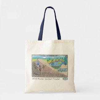 Water: The Drop of Life Tote Bag