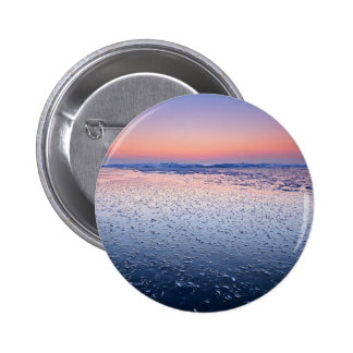 Water Themed 6 Cm Round Badge