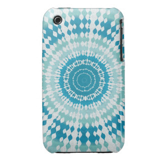 Water Tie Dye iPhone 3 Cover