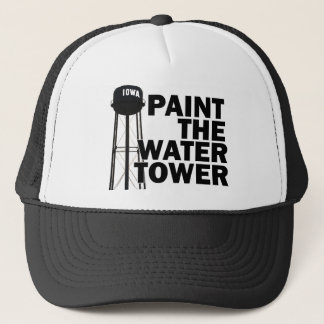 Water Tower Trucker Hat