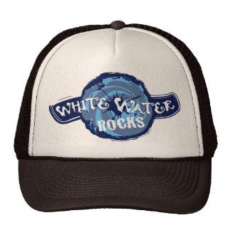 Water Water Rocks Cap Trucker Hat