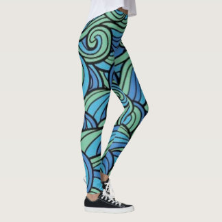 Water ways leggings