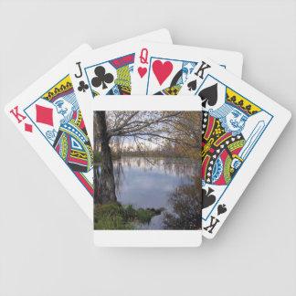 Water Wetland Woods Deck Of Cards