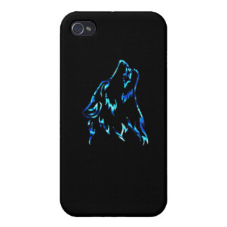 water wolf iPhone 4/4S covers