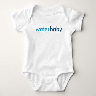 WaterBaby Bodysuit - White