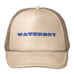 Waterboy hat.