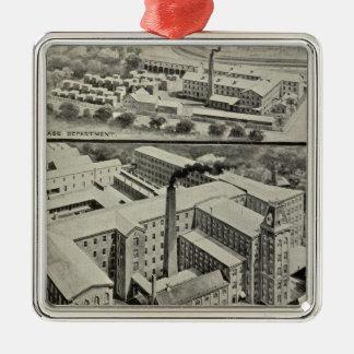 Waterbury Clock Co Christmas Ornament
