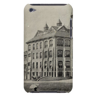 Waterbury Watch Co Barely There iPod Cases