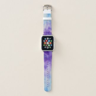 WATERCOLOR 2 Apple Watch Band