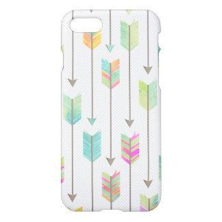 Watercolor Arrows Pattern iPhone 7 Case