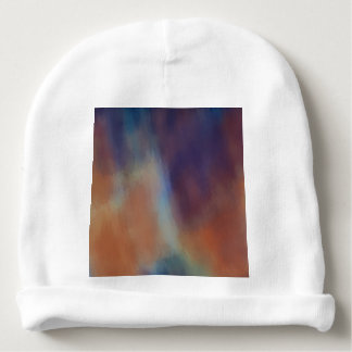 Watercolor Baby Beanie