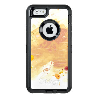 watercolor background OtterBox iPhone 6/6s case