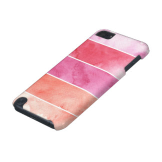 watercolor banners background for your design iPod touch (5th generation) cases