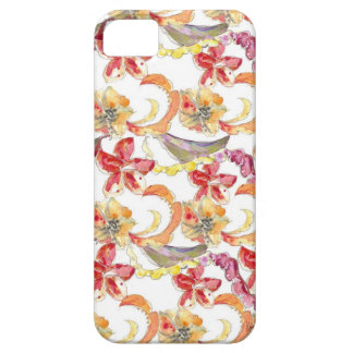 Watercolor Batik Inspired iPhone Case Case For The iPhone 5