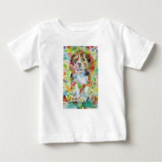 watercolor bEAGLE Baby T-Shirt