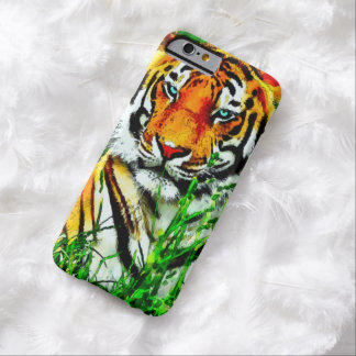 Watercolor Bengal Tiger iPhone 6 Case Barely There iPhone 6 Case
