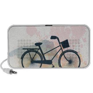Watercolor Bike Speaker System