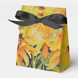 Watercolor Black-Eyed Susan Gift Box