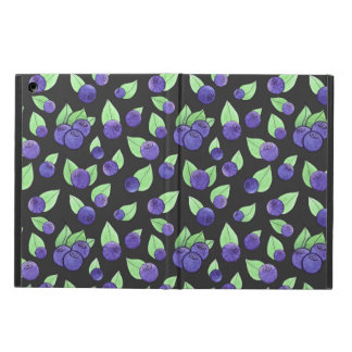 Watercolor Blueberry Case Cover For iPad Air