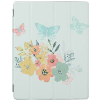 Watercolor Bouquet iPad Cover