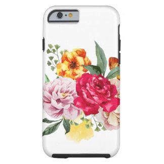 Watercolor Bouquet of Flowers iPhone 6 Case -Tough Tough iPhone 6 Case