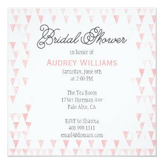 Watercolor Bridal Shower : Invitation