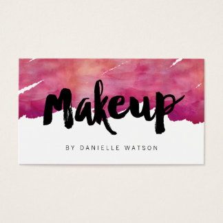 10,000+ Makeup Artist Business Cards and Makeup Artist Business ...