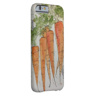 Watercolor Carrots iPhone 6/6s Case