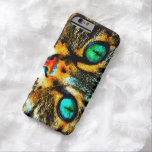 Watercolor Cat Eyes iPhone 6 Case