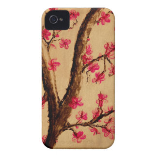 Watercolor Cherryblossom iPhone 4 Case-Mate Case