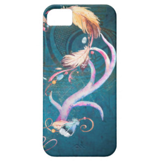 Watercolor Deer Antler Native American Southwest iPhone 5 Cover