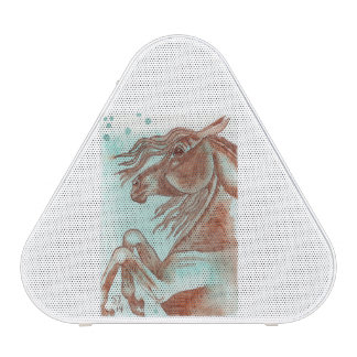 Watercolor Equine Art