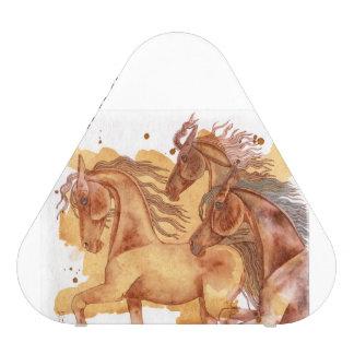 Watercolor Equine Art Speaker