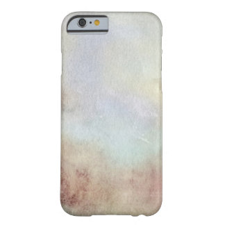 Watercolor Fall Background Barely There iPhone 6 Case