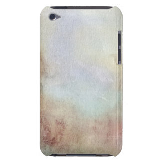 Watercolor Fall Background Barely There iPod Case