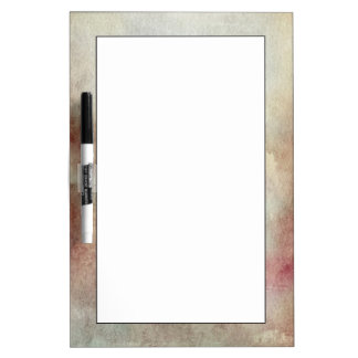 Watercolor Fall Background Dry Erase Board