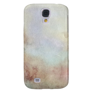 Watercolor Fall Background Galaxy S4 Case