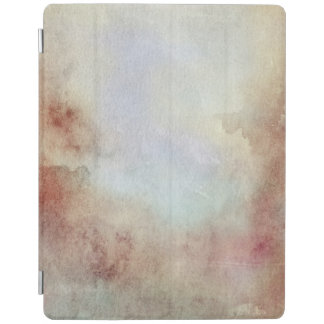 Watercolor Fall Background iPad Cover